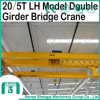 Double Girder Electric Travelling Overhead Crane 20/5 Ton Overhead Crane