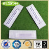White Fabric EAS 58kHz Am Security Label (AJ-LA-06)