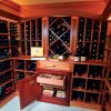 Solid Wood Wine Rack/Wine Cabinet