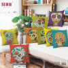 Customized Design Cushion Hometextile Decoration