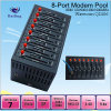 8 Port Modem Pool RJ45 (USB interface)