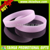 Promotion Blank Silicone Bracelet with Custom Logo (TH-band049)