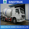 Sinotruk HOWO Concrete Mixer Truck, Concrete Truck Mixer for Sale