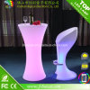 Illuminated Plastic Furniture
