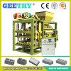 Cement Brick Making Machine Price List Qtj4-25c Automatic Brick Machine