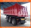 Heavy Duty Tri-Axle 40ton End Tipper Dump Truck Trailer