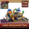 CE Toddler Plastic Playground Equipment Amusement Park
