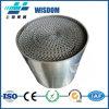 Reliable Braze Welding Intensity Metallic Monolith