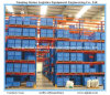 High Quality Push Back Pallet Rack for Warehouse Storage Equipment
