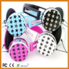 Promotional Headphones Fashion New ABS New Headphones 2016