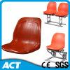 Popular Plastic Stadium Chair Bleacher Seat with Full Back