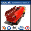 6*4 Iveco/JAC/Faw/C&C/HOWO Dump Truck with Wingspan