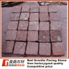 Red Granite Paving Stone / Curbstone