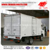 Gross Weight 4.5 Tons Box Cargo Truck with Back Doors