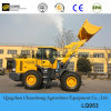 Lingong 5 Tons Pilot Control Construction Machinery Wheel Loader