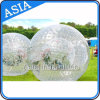 Transparent Zorb Ball with Strongest Colors Handles