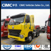 Sinotruk HOWO A7 6X4 420HP Tractor Truck for UAE