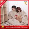 100% Flannel Fleece Wool Throw Blanket