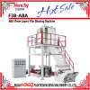 2200mm ABA Three Layers Coextrusion Film Blowing Machine