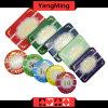 High - Grade Bronzing Poker Chip Set (730PCS) (YM-SCMA002)