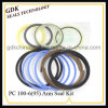 Excavator Cylinder Arm Seal Kit PC100-6 (95)