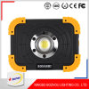 Outdoor Rechargeable Worklight Lantern LED Camping Light with 10W 15W