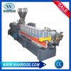 Twin Screw Pet PVC PP PE LLDPE Granulator Machine