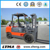 LPG&Gasoline Dual-Fuel Forklift 4 Ton Forklift with 3-6 M Lifting Height