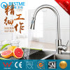 304 Stainless Steel Pull out Sprayer Head Kitchen Faucet (BMS-2006)
