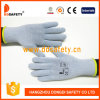 Ddsefety 2017 String Knitted Cotton Gloves with En388