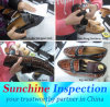 Shoes Quality Inspection Service / Sunchine Inspection 13 Years of Experience in Shoes Inspections