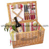 Willow Picnic Basket/Picnic Case