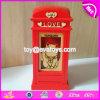 Wholesale Cheap Cute Wooden Cat Piggy Bank for Kids Saving Money W02A273