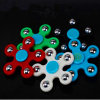 Five Bar Fidget Hand Spinner Anxiety Toy with Steel Balls