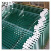 6mm Decorative Painted / Silk Screen Printed Toughened / Tempered Glass