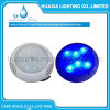 IP68 Waterproof PC Resin Filled Swimming LED Pool Light