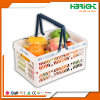 Plastic Foldable Fruit and Vegetable Crates