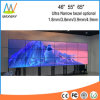 55 Inch Ultra Narrow Bezel 6X3 Floor Stand LCD Video Wall (MW-552VBA)