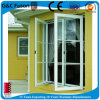 Aluminum Double Sash Casement Window with Double Glazed Glass