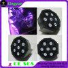 Ce RoHS Stage Flat Mini 7X10W Waterproof PAR Light