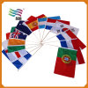 Hand Held Waving Flag for Travelling & Sports (HYHF-AF012)