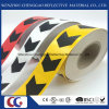 Reflective Arrow Tape, Reflective PVC Tape for Truck, Conspicuous Self Adhesive Reflective Vehicle Sticker