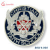 Custom Wholesale Logo Metal Military Badge