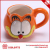 Mini Cartoon Ceramic Mug for Promotional Gift (CG211)
