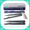 Disposable Dental Carbon Scalpels