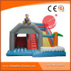 Cheap Teddy Inflatable Slide Combo Kids Jumping Bouncy Castle (T3-310)