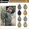 Men's Outdoor Hunting Camping Hoodie Waterproof Coat Sports Military Jacket