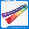 Cheap Garment Accessories Wrapped Ribbon with Custom Logo