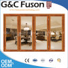 Australia Double Glazing Exterior Interior Aluminium Bi-Folding Door