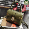 New Hot Collection Lady Handbag Shiny PU Leather Shoulder Bag for Women OEM Sy8072